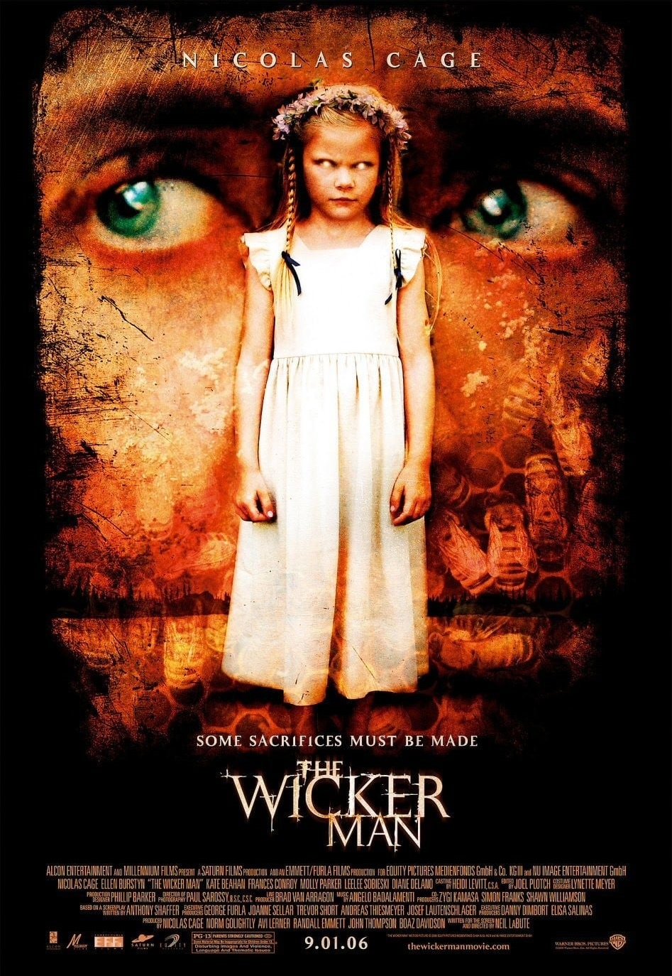 The Wicker Man Movie Cover