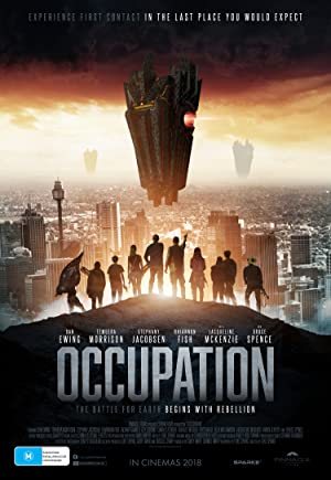Movie Occupation (2018)