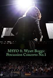 MSYO ft. Wyatt Boggs: Percussion Concerto No. 1 Poster