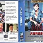Steven Bauer, Robert Wagner, and Donna Mills in False Arrest (1991)