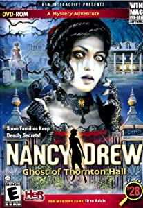 HD movie pc download Nancy Drew: Ghost of Thornton Hall [1280x1024]