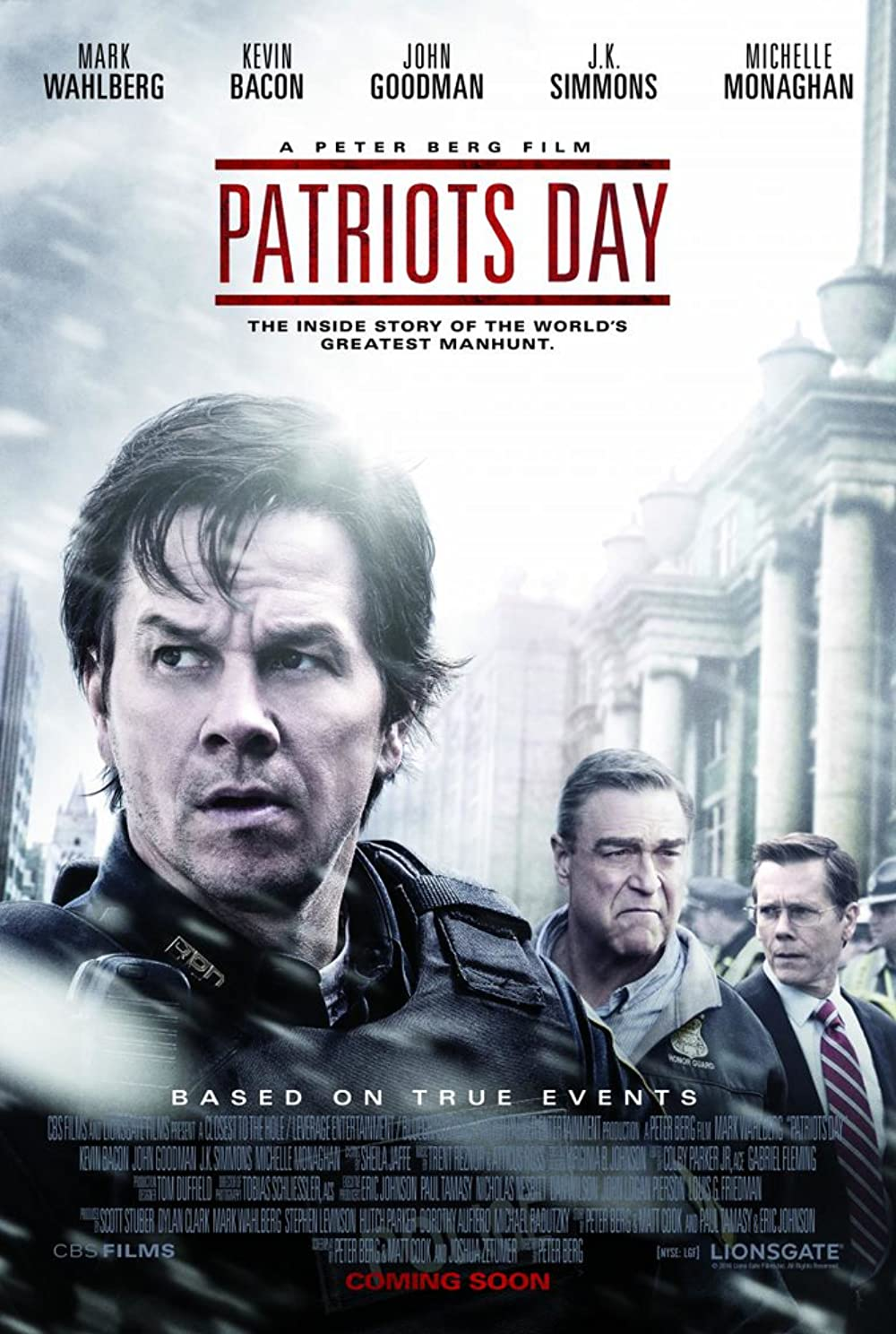 Poster film Patriots Day.