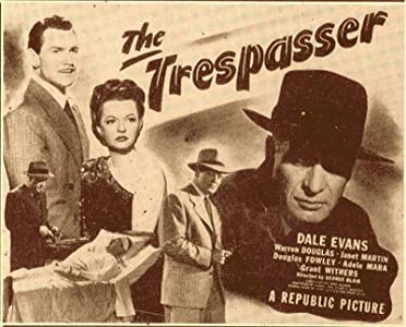 Downloadable database movies The Trespasser by none [flv]