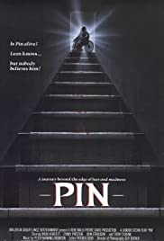 Pin (1988) Poster - Movie Forum, Cast, Reviews