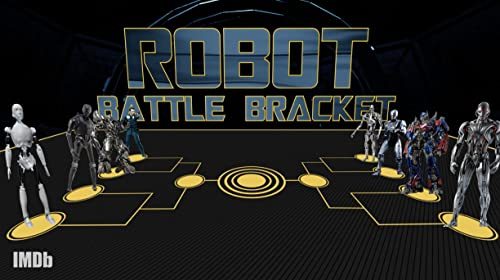 March Movie Madness: Robot Battle Bracket