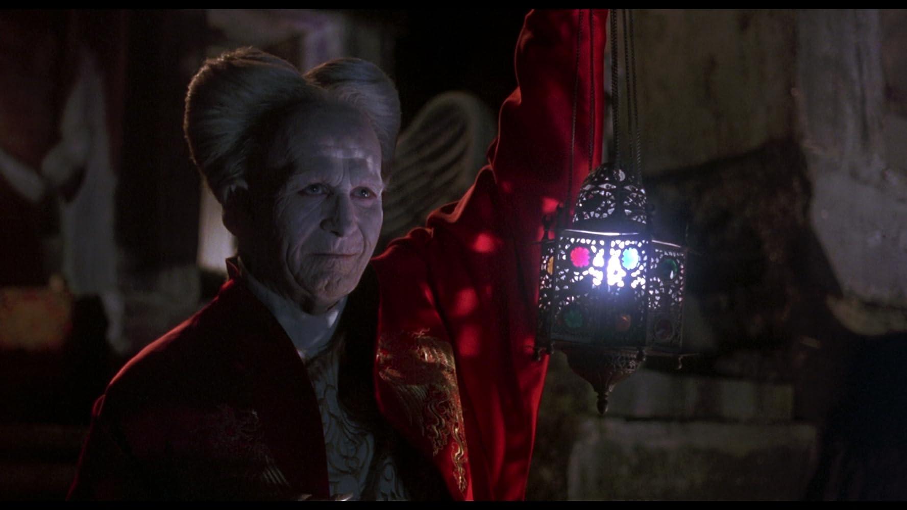 Film Bram Stoker's Dracula (1992).