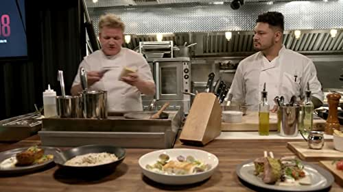 Gordon Ramsay's 24 Hours To Hell & Back: Cooking Demo: Wild Mushroom Risotto