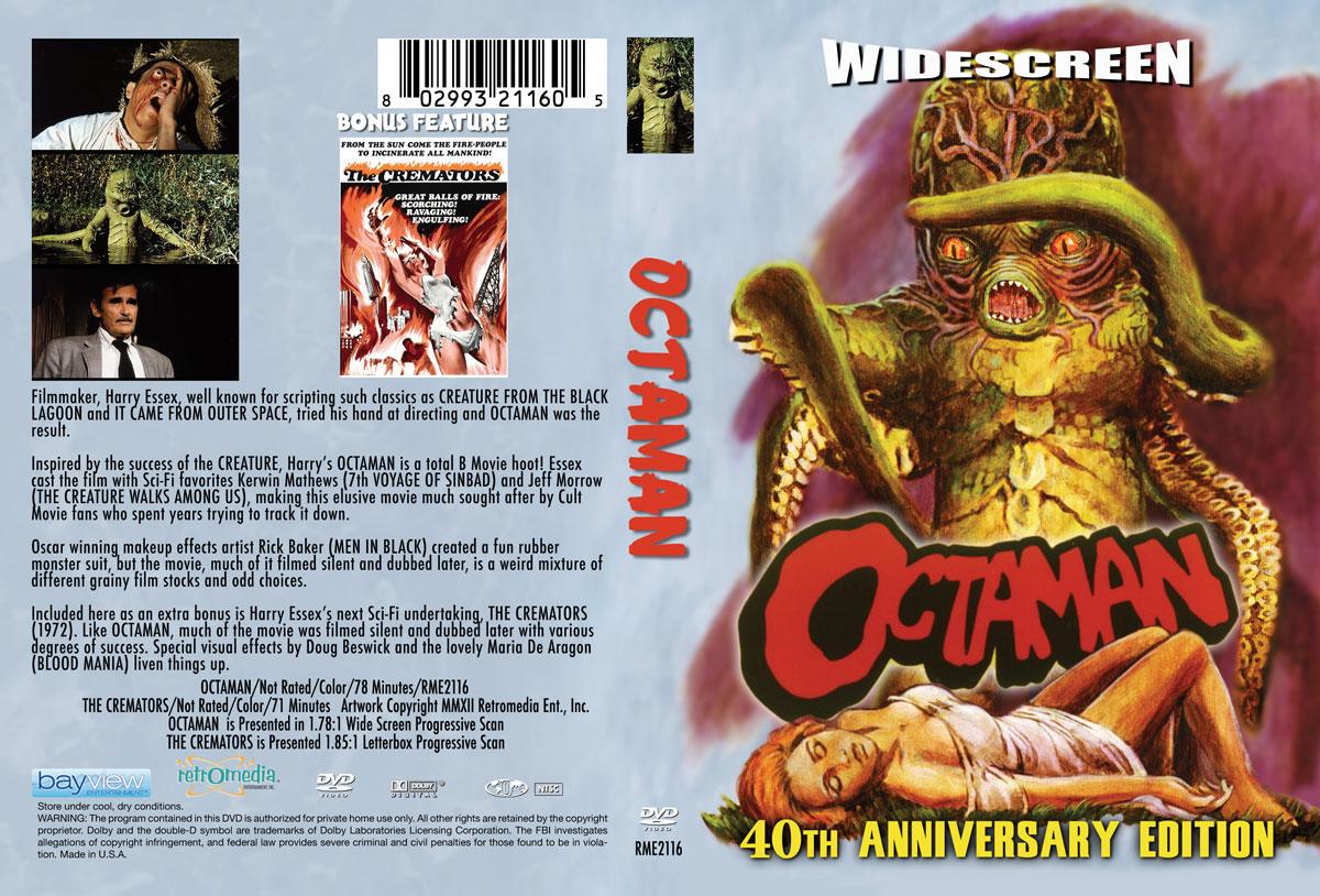 Octaman trailer