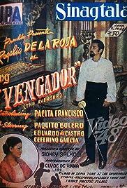 Ang Vengador Poster