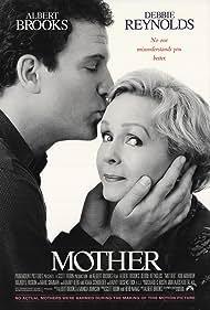 Albert Brooks and Debbie Reynolds in Mother (1996)