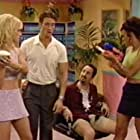 Still of Cindy Ambuehl, Robert Gant, Mitchell Whitfield, and Eva LaRue in Head Over Heels and Hot Guy