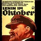 Aleksei Kapler, Mikhail Romm, and Boris Shchukin in Lenin v oktyabre (1937)