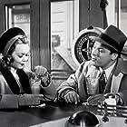 Jack Carson and Jane Wyman in Larceny, Inc (1942)
