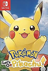 Pokémon: Let's Go, Pikachu! Poster