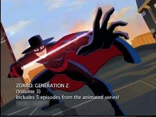 Zorro: Generation Z - Vol. 3
