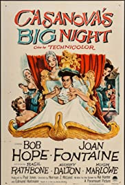 Casanova's Big Night Poster
