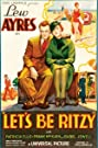 Let's Be Ritzy (1934) Poster
