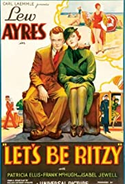 Let's Be Ritzy Poster