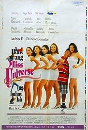 Ikaw ang Miss Universe ng buhay ko Poster