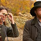 Martha MacIsaac and Jacob Blair in The Pinkertons (2014)