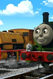 Thomas The Tank Engine Friends Percys Lucky Day TV Episode 2013