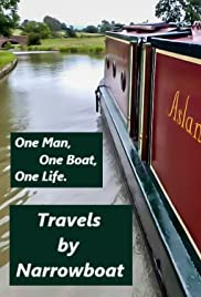 Travels By Narrowboat Poster