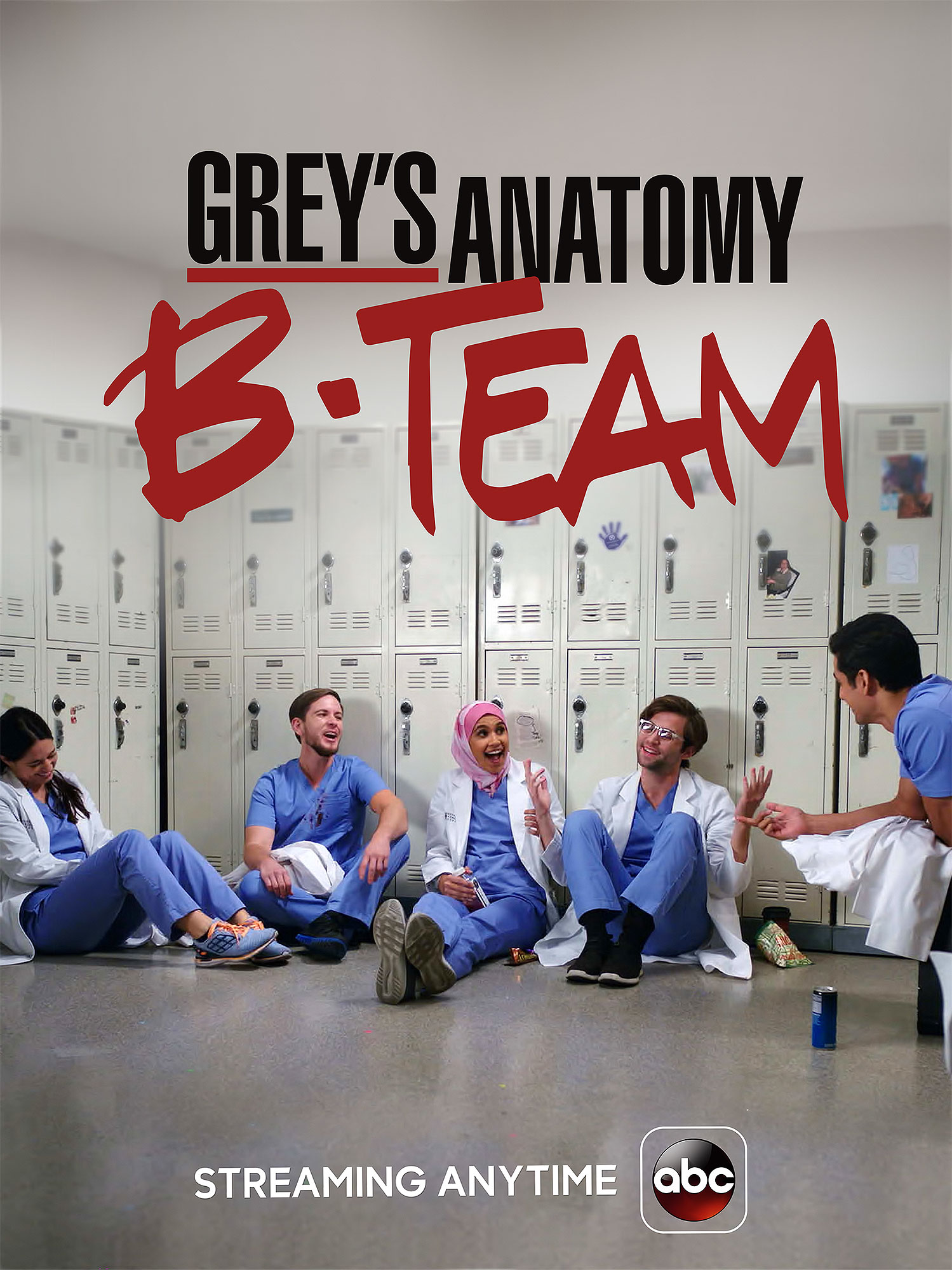 Greys Anatomy B Team Tv Series 2018 Imdb