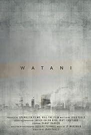 Watani: My land Poster