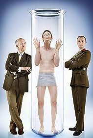 Jonathan Pryce, Mark Gatiss, and Stuart McLoughlin in Clone (2008)