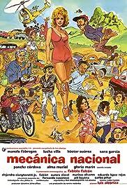 Mecánica nacional(1972) Poster - Movie Forum, Cast, Reviews