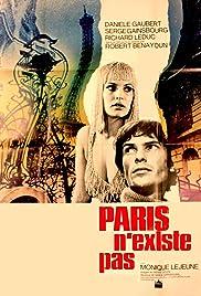 Paris n'existe pas Poster