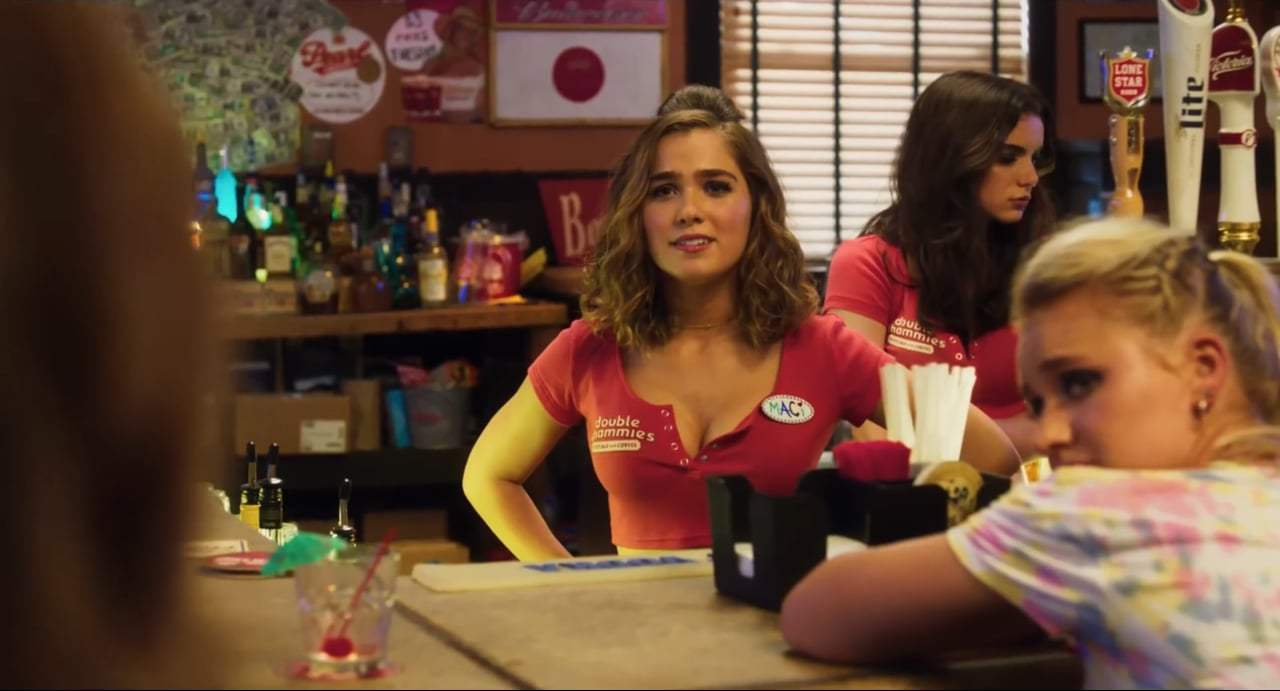 AJ Michalka and Haley Lu Richardson in Support the Girls (2018)
