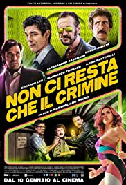 All You Need Is Crime Poster