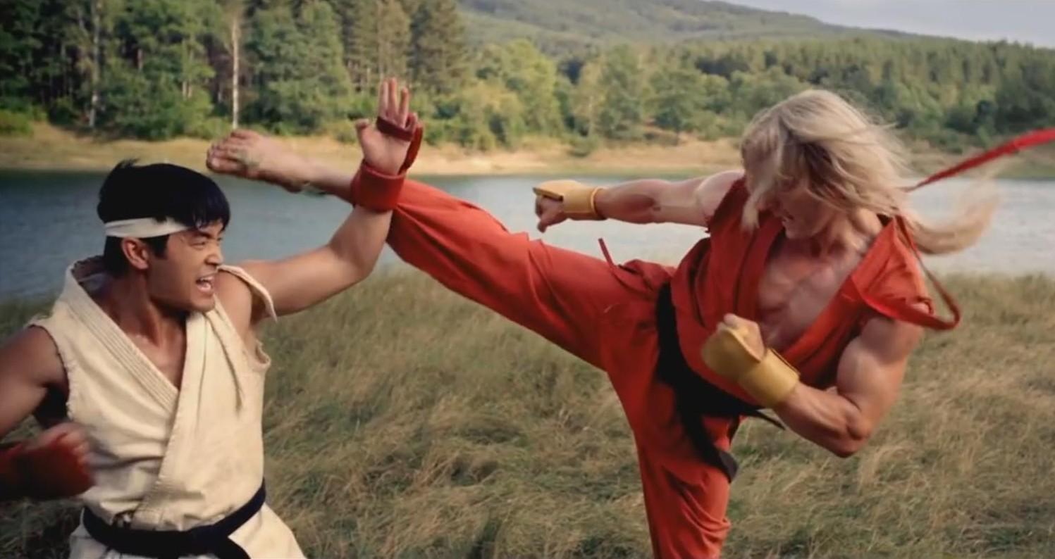 Street Fighter Assassin S Fist Beginnings Tv Episode 2014 Imdb