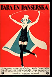 Bara en danserska Poster