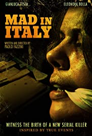 Mad in Italy Poster
