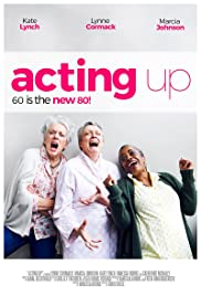 Acting Up Poster