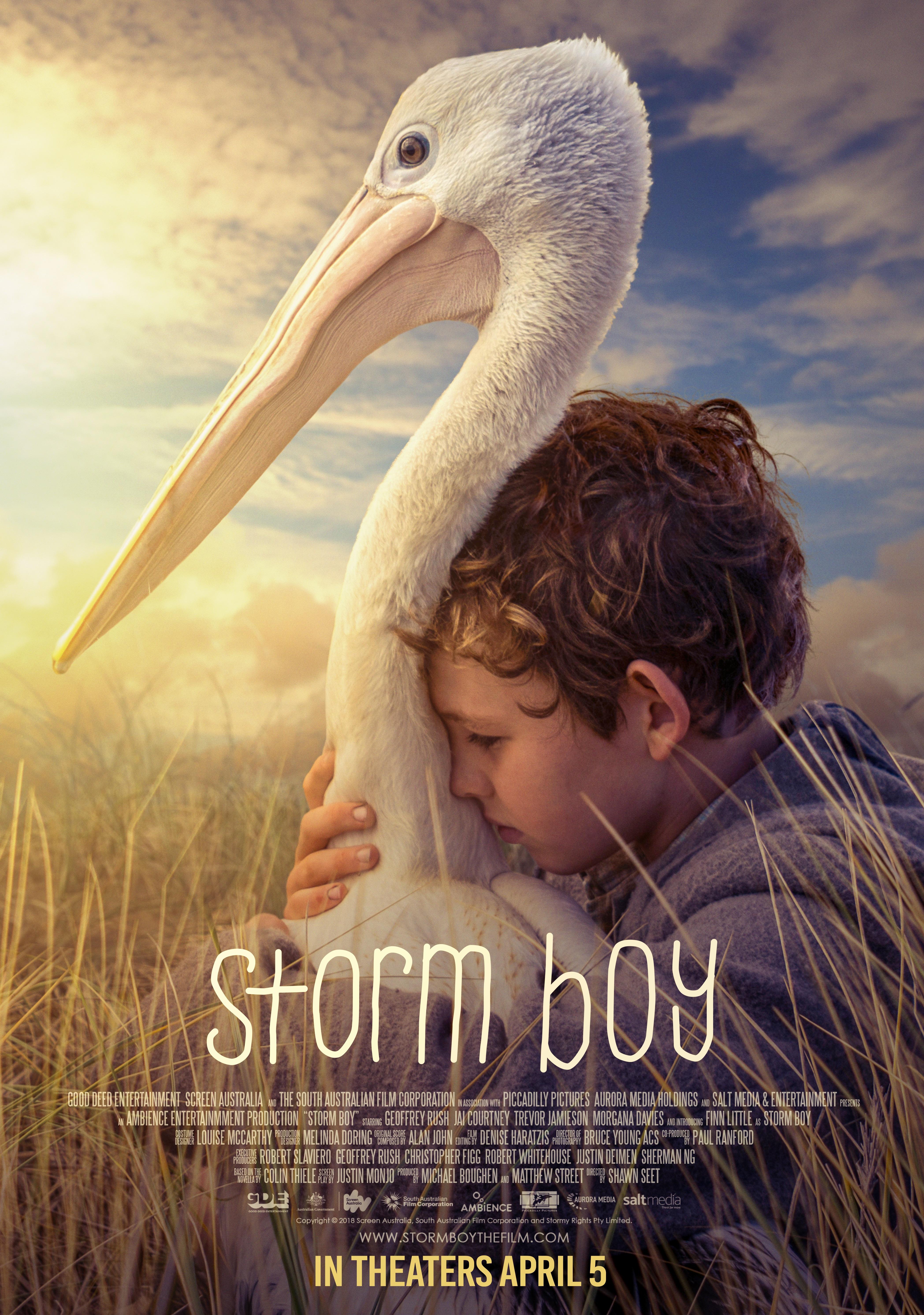 Storm Boy (2019) BluRay 720p & 1080p