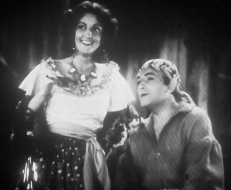 Richard Barthelmess and Barbara Bedford in The Lash (1930)