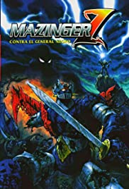 Mazinger Z vs. The Great General of Darkness Poster
