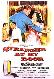 Stranger at My Door Poster