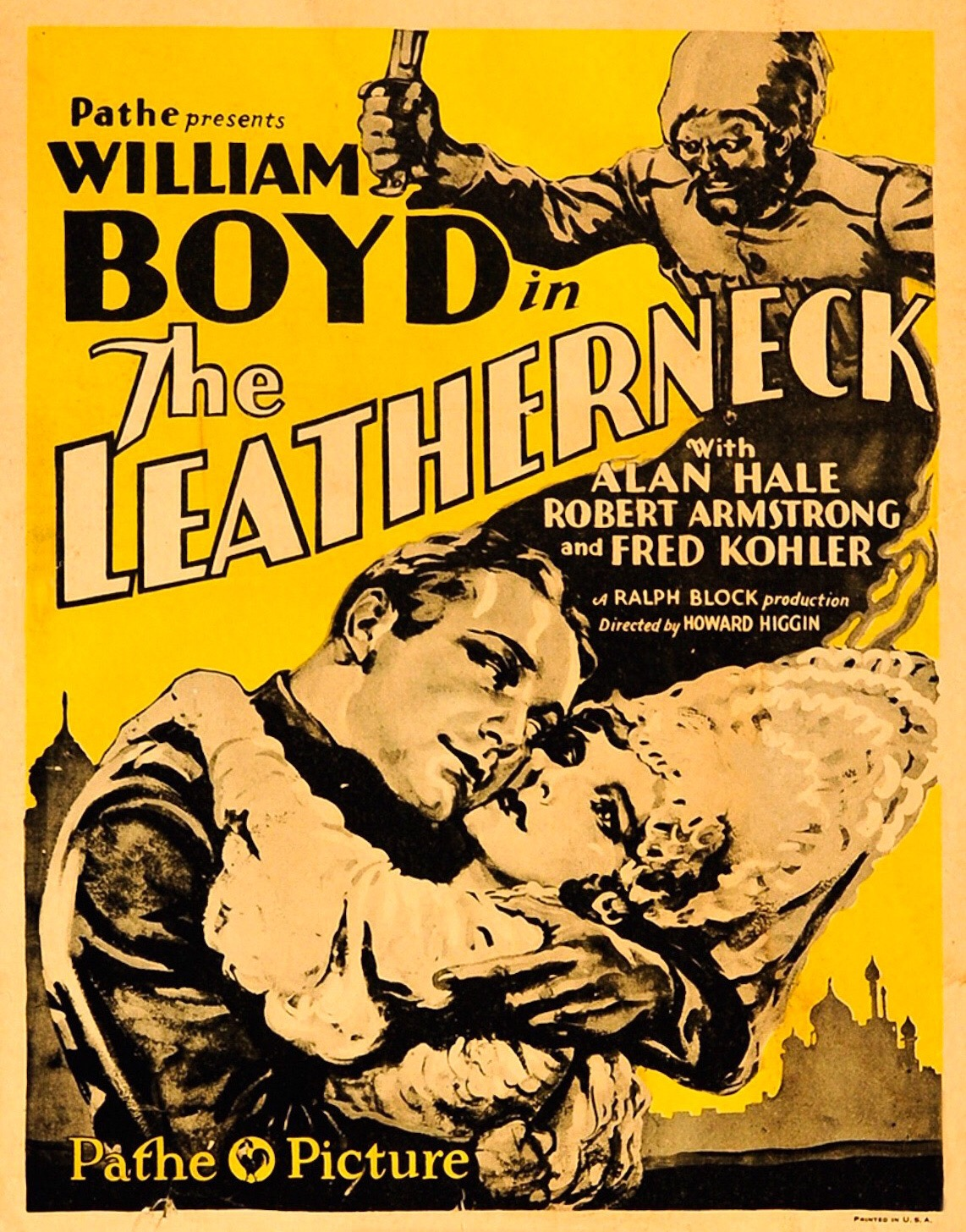 William Boyd in The Leatherneck (1929)