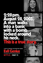 Evil Genius: The True Story of America's Most Diabolical Bank Heist Poster
