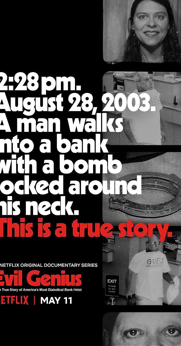 download scarica gratuito Evil Genius: The True Story of America's Most Diabolical Bank Heist o streaming Stagione 1 episodio completa in HD 720p 1080p con torrent