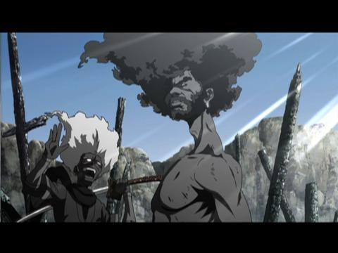 Afro Samurai: Resurrection full movie in italian 720p