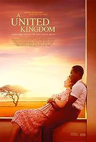 David Oyelowo and Rosamund Pike in A United Kingdom (2016)