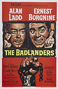 Hollywood movie for mobile download The Badlanders by Delmer Daves [720x576]
