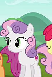 The Cart Before the Ponies Poster