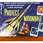 Ross Ford, Donna Martell, and Hayden Rorke in Project Moon Base (1953)