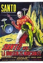 Santo vs. the Martian Invasion